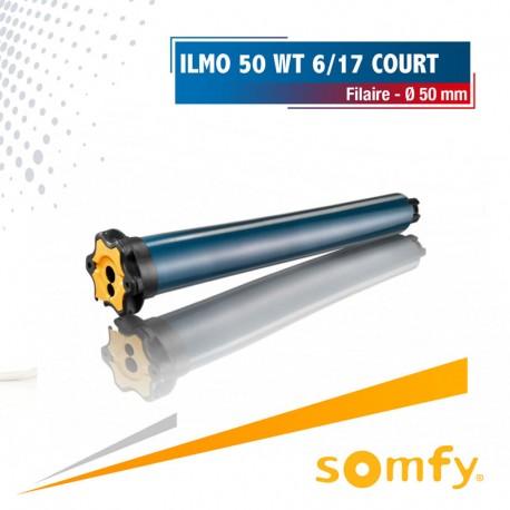 Moteur Somfy ILMO 50 WT 6/17 Court