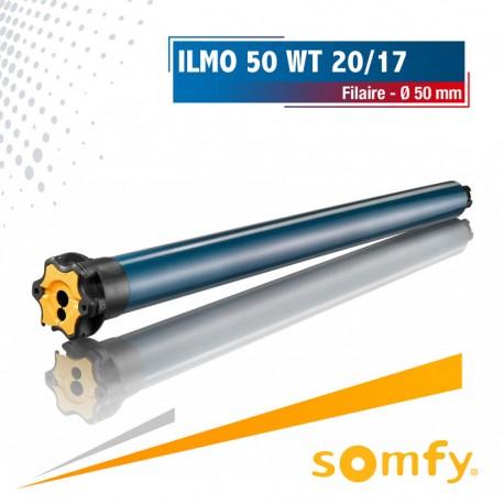 Moteur Somfy ILMO 50 WT 20/17