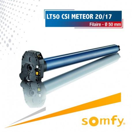 Moteur Somfy LT 50 CSI METEOR 20/17