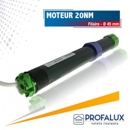 Moteur Filaire Profalux - 20nm/16trs Ø50mm