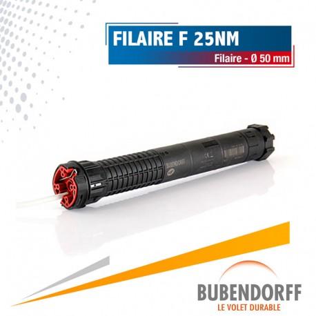 Moteur Bubendorff filaire F - 25 Nm