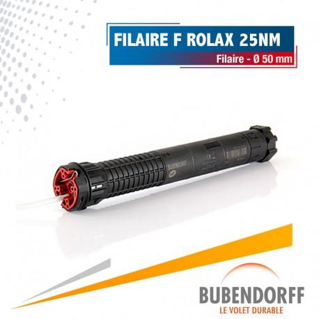 Moteur Bubendorff filaire F ROLAX - 25 Nm