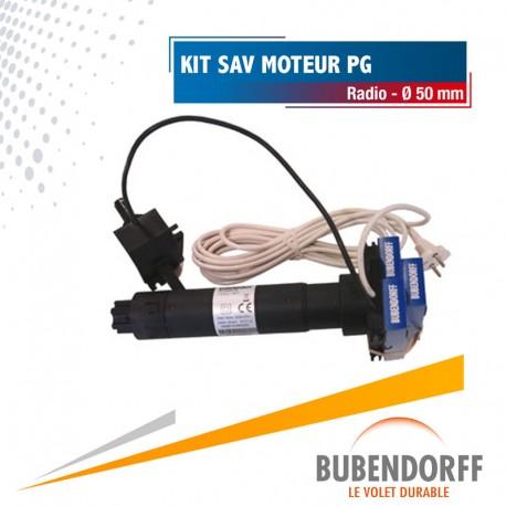 Kit SAV moteur Bubendorff PG