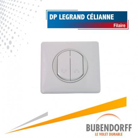 Double-poussoir LEGRAND gamme Céliane