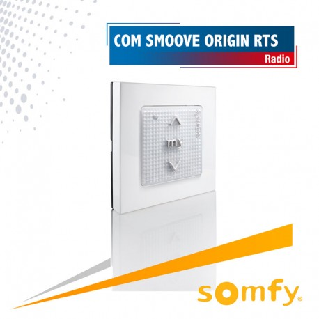 Commande SMOOVE Origin RTS