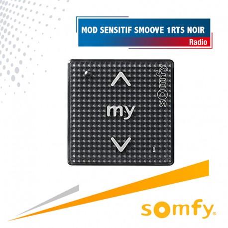 Module sensitif SMOOVE 1 RTS noir Somfy