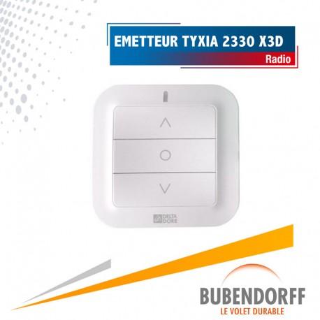 Emetteur Tyxia 2330 X3d Volets Discount