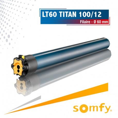 Moteur Somfy LT 60 TITAN 100/12
