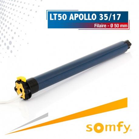 Moteur Somfy LT 50 APOLLO 35/17