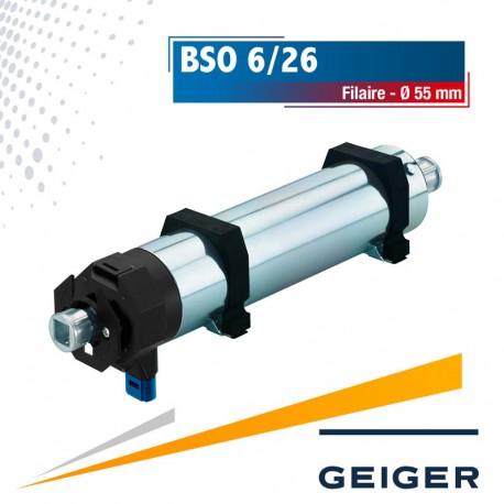 Moteur filaire Geiger BSO Ø55 6/26